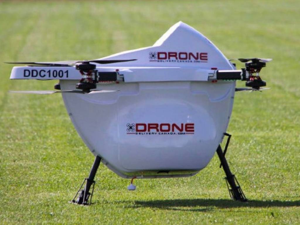 News :: Vertical Magazine News :: Drone Delivery Canada