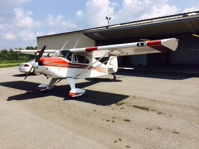 1961 Piper PA-22 Colt Taildragger Conversion