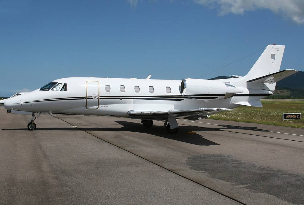 Aircraft Airplanes Jet Aircraft Cessna 2006