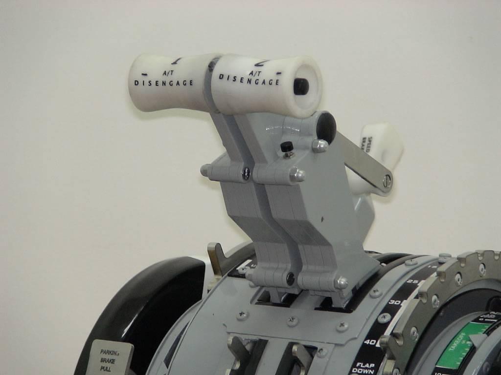 ATS-B737NG and ATS-B737 MAX 8 Advanced Training System