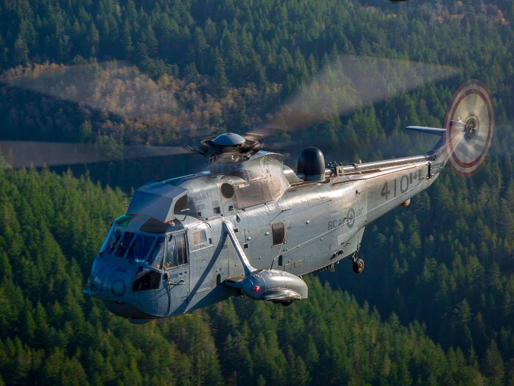 The 15 CH-124s will complement Rotor Maxx's current fleet of eight civilian S-61s and allow for expansion of the company's existing aircraft leasing/sale and Total Aircraft Support programs. Heath Moffatt Photo