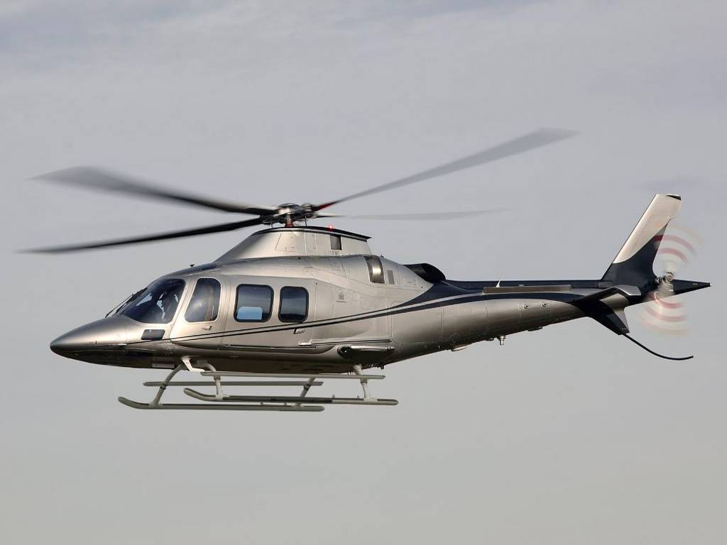 ICON has signed firm orders for two AW109 Trekkers in VIP configuration; one more VIP AW109 Trekker and one AW109 GrandNew were purchased by two different private regional operators. Leonardo Photo