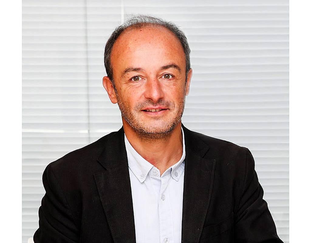 Jaulerry, pictured, is a graduate of the Ecole des Arts et Metiers and the IAE Paris – Sorbonne Business School. Safran Photo
