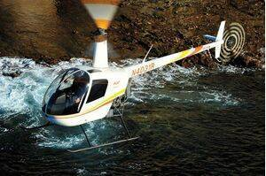 Robinson R22 Helicopter Celebrates 40 Years!