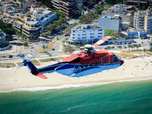 The project will be supported by the Sikorsky S-92 aircraft. CHC Photo