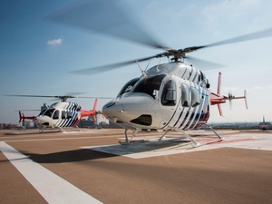 The FAA will be surveying heliport owners and managers in an effort to improve the accuracy of its database. Sheldon Cohen Photo