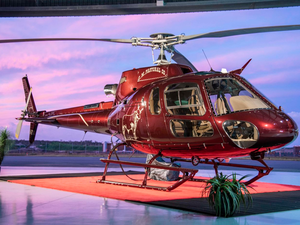 The completely refurbished Airbus AS350 B3+ will assist CM Pastoral in travelling efficiently to and from its cattle stations throughout New South Wales, and also within the stations. PCH Photo