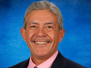 Robert Randall, Universal Avionics' director of strategic business development. Universal Avionics Photo