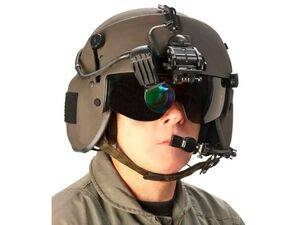 Elbit Systems of America will supply components for the Color Helmet Mounted Display System of the CV-22 aircraft. Elbit Photo