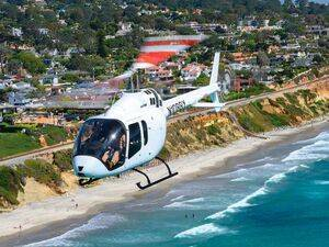 Civic Helicopters, based in Carlsbad, California, takes a progressive approach to helicopter flight training, tailoring instruction to individual students and training beyond test standards. Dan Megna Photo