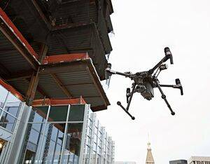 The FAA says its new rules will enable further integration of drones into the national airspace by addressing safety and security concerns. DJI Photo