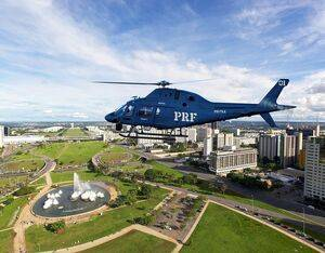 Six AW119Kx helicopters are expected to progressively arrive in Brazil in the first half of 2021 to carry out a range of roles including transport, rescue, emergency medical service, firefighting, surveillance and law enforcement. Leonardo Photo