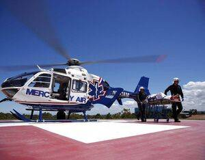 Air Methods' crews encounter extraordinary obstacles on a daily basis that require significant expertise and the ability to handle highly stressful situations. Air Methods Photo