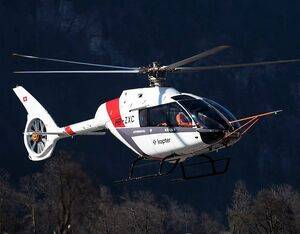 The third prototype of the Kopter SH09 has already notched over 25 flight hours over 30 flights since it resumed flight tests with a new configuration in mid-January. Kopter Photo