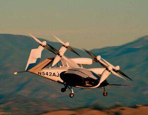Joby Aviation, widely considered the leader in eVTOL technology, will go public via merger with blank-check firm Reinvent Technology Partners at a valuation of $6.6 billion. Joby Aviation Photo