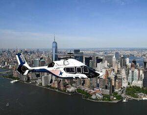 The first H160 delivery will be to a customer in the U.S., but Airbus is still waiting for FAA approval of the type's certification. Airbus Photo