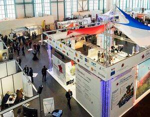 Aerial Firefighting Europe 2021 will feature a dedicated exhibition area offering aerial firefighting technology providers the opportunity to meet face-to-face with new and existing clients and showcase their products to the global audience. Tangent Link Ltd. Photo