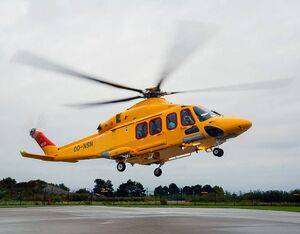 The agreement between NHV and PSE Kinsale Energy Ltd facilitates the provision of one dedicated Leonardo AW139 aircraft. NHV Photo