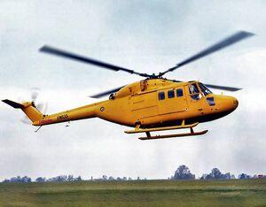 Lynx Prototype XW 835 made its first flight Mar. 21, 1971. Leonardo Photo