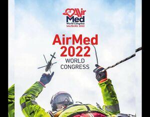 The OEAMTC Air Rescue Service will host the AirMed World Congress in Salzburg, Austria, in June 2022. OEAMTC Air Rescue Service Image