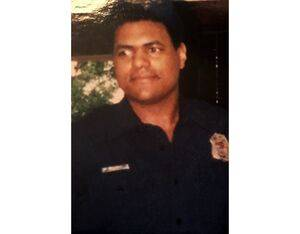 John Cooper, safety and training officer for the Columbus Division of Police. HAI Photo