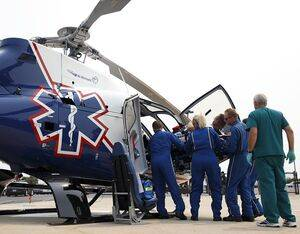 AMPED podcast focuses on prehospital and in-hospital care and sheds light on the unique and challenging clinical scenarios faced by emergency medical crews. Air Methods Photo