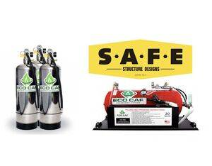 ECO CAF equipment is available from S.A.F.E. in portable 3 gallon units all the way up to 60 gallon platform based systems. S.A.F.E Image