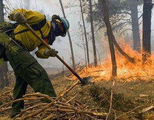 This year is the earliest that the U.S. National Multi-Agency Coordinating Group has elevated the national preparedness level to five over the last 10 years. Kari Greer Photo