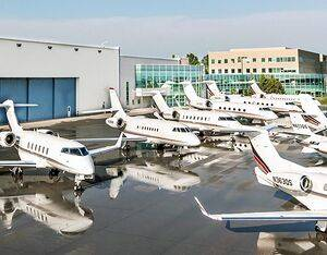 Despite NetJets's fleet of 450 QS-tail aircraft in the US, 100 in Europe and well over 200 aircraft managed by the Executive Jet Management subsidiary, Gallagher is worried that there will not be enough aircraft available for charter on peak days if they were to continue selling at the same pace.