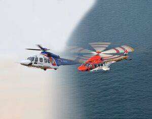 Operating as a combined company, Bristow and Era (to be known as Bristow) will have a fleet of more 300 aircraft for offshore transportation and search-and-rescue services. Ken Swartz/Dan Megna Photos