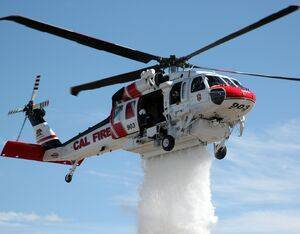 Cal Fire has received an S-70i Firehawk equipped with Axnes's PNG wireless intercom system. Eventually, 12 airframes will be delivered to Cal Fire, all equipped with the Axnes wireless intercom. United Rotorcraft Photo