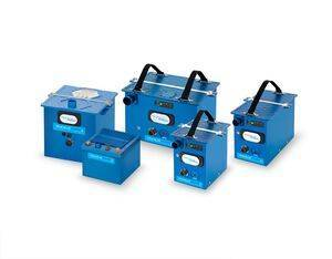 Airwolf's lithium-ion battery STC kits include a state-of-the-art True Blue Power lithium-ion main ship battery, mounting hardware, simple wiring harness and a magic button that is exclusive to Airwolf. True Blue Power Photo