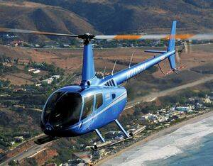 Orbic has four different Robinson aircraft in its fleet: the R22, R44 Raven II, R44 Cadet, and R66 Turbine. Skip Robinson Photo