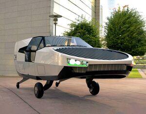 Urban Aeronautics' CityHawk design draws on its Fancraft technology, which is already flying in its unmanned Cormorant VTOL aircraft. Urban Aeronautics Image