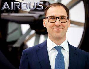 Thomas Hundt, executive vice president of finance and member of the executive committee of Airbus Helicopters. Airbus Photo