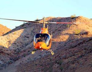 Southern Utah University has added a Bell 505 Jet Ranger X to its helicopter fleet for student training. Bell Photo