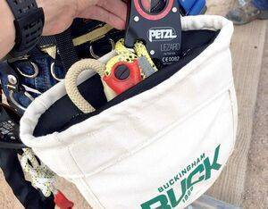 Boost Systems underwent extensive training with the original equipment manufacturer, Petzl USA, to become recognized trainers on the Lezard system. Boost Systems Photo