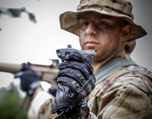 FLIR has delivered more than 12,000 Black Hornet nano-UAVs to defense and security forces worldwide. FLIR Photo