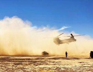 Since arriving in Mali, the RAF has clocked over 2,000 hours of flying and moved over 13,000 passengers and 1,100 tonnes of equipment. U.K. MoD Photo