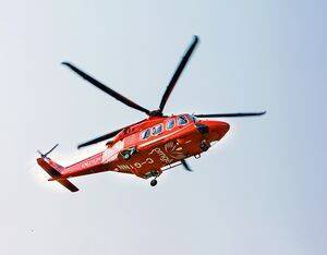 Ornge currently operates a fleet of 12 AW139s , along with other aircraft and land ambulances. Ornge Photo