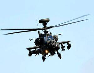 To date, Boeing has delivered nearly 2,500 Apache helicopters to 16 nations. U.K. Ministry of Defence Photo