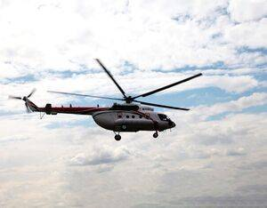 When the helicopter was designed, great attention was given to ensuring that it is capable of flying over the Arctic terrain with few features, in the conditions of polar night, harsh weather, and when satellite and radio signals are lost. Russian Helicopters Photo