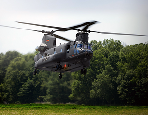 According to Boeing, the Chinook provides Germany with the most modern, affordable solution ready to operate today. Boeing Photo