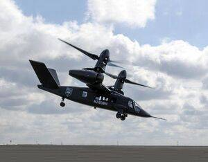 U.S. Army Redstone Test Center Experimental Test Pilots, Maj. Wesley Paulsen and Department of the Army Civilian Adam Cowan, conducted a flight of the Bell V-280 Valor at the Bell Flight Research Center in Arlington, Texas, the week of Aug. 24. U.S. Army photo by Jay Miller